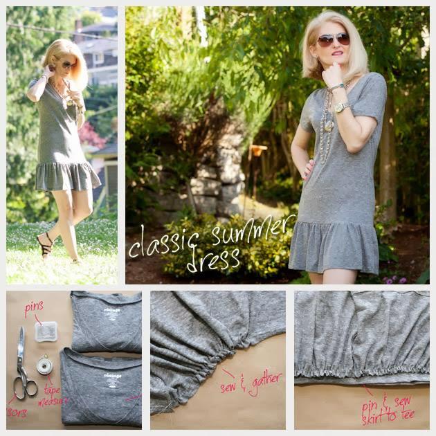 Classic Summer Dress Tutorial