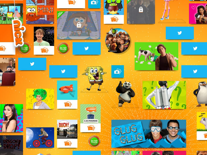 Nick App By Nickelodeon