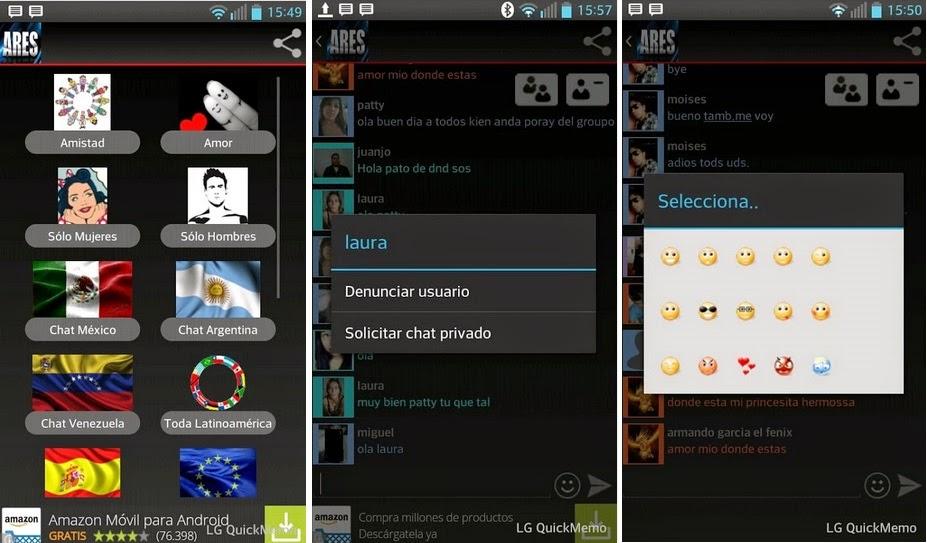 sala de chat gratis sin registro argentina