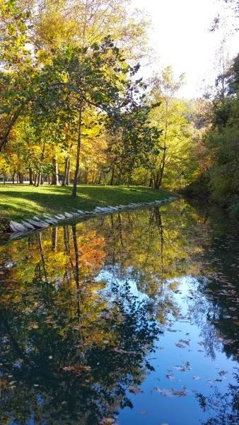 Dogwood Canyon Nature Park near Branson, MO