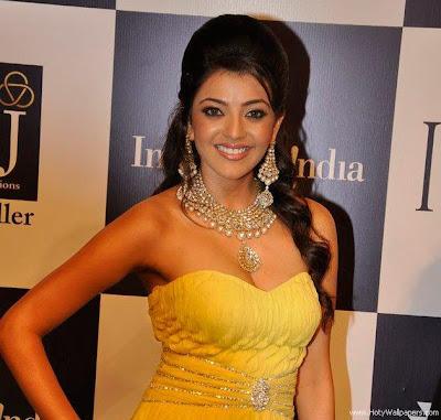 Kajal Aggarwal so glamorous