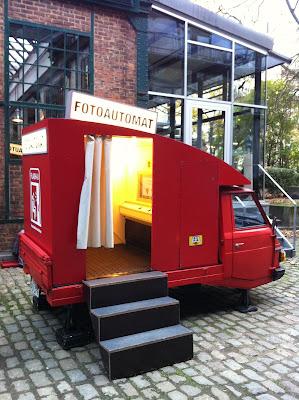 Fotoautomat BLOGST Hamburg