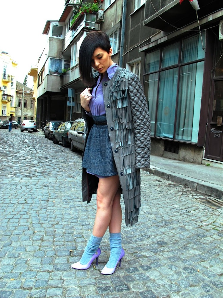 Fotografisanje za magazin ELLE – Outfit Br. 2 i Br.3