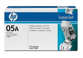 HP 05a toner cartridge refill at home