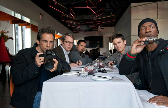 Tower Heist, Photograph