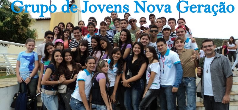 Grupo de Jovens Nova Geração