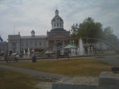 Kingston, Ontario, City Hall, Waterfront