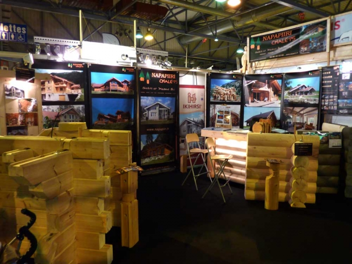 Ikihirsi france exposition for Salon de l habitat strasbourg