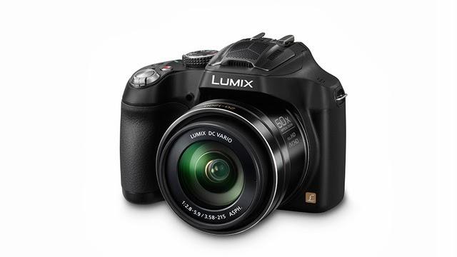 Revision de la Cámara Panasonic Lumix DMC-FZ70 y Su Objetivo ...