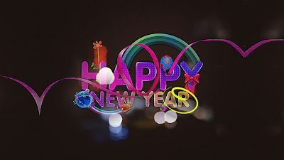 New Year Wallpapers Collections