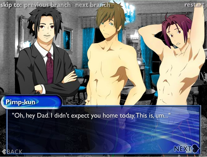 yaoi dating simulation games online
