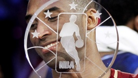 The Best Player of NBA All Star 2011
