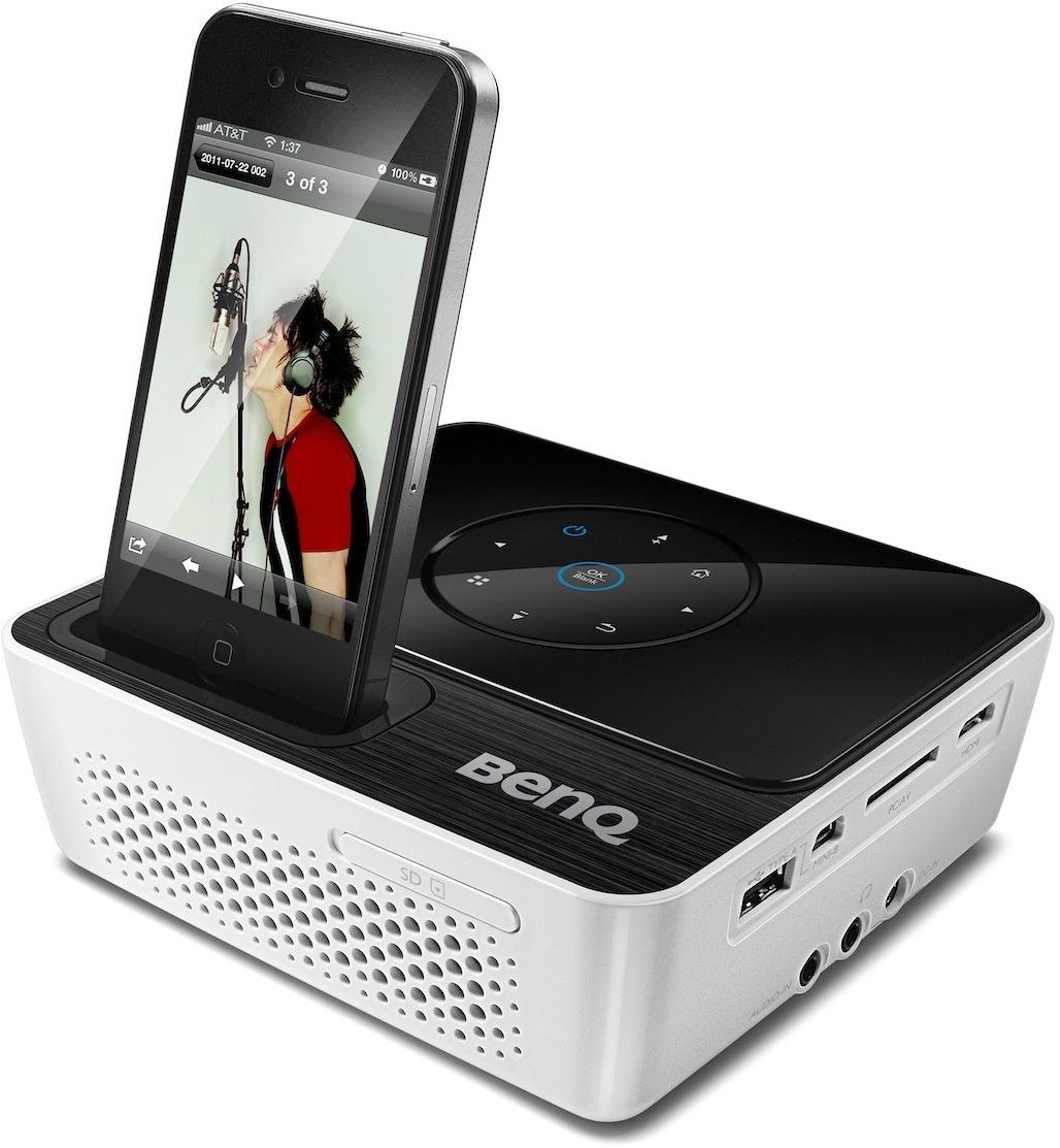Techzone Benq Joybee Gp2 Projector Features And Specs