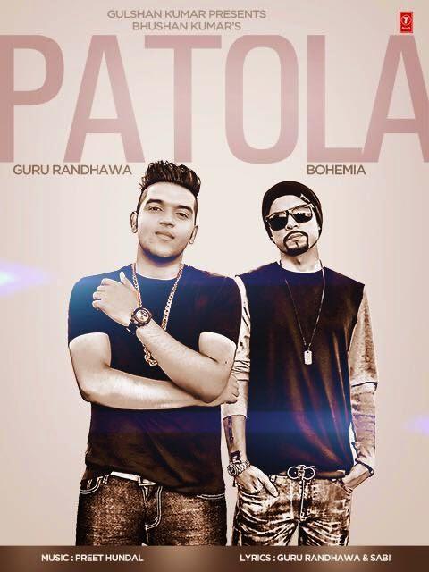 Patola Bohemia the Punjabi Rapper x Guru Randhawa (Droppin Soon) - punjabi rap star