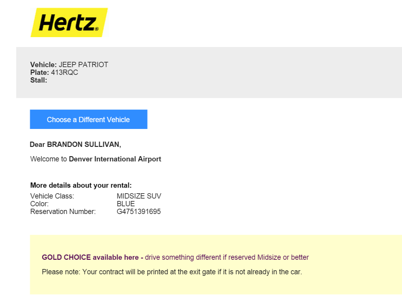 How Hertz scammed me out of $800 | Ramblings of a Meteorologist ...