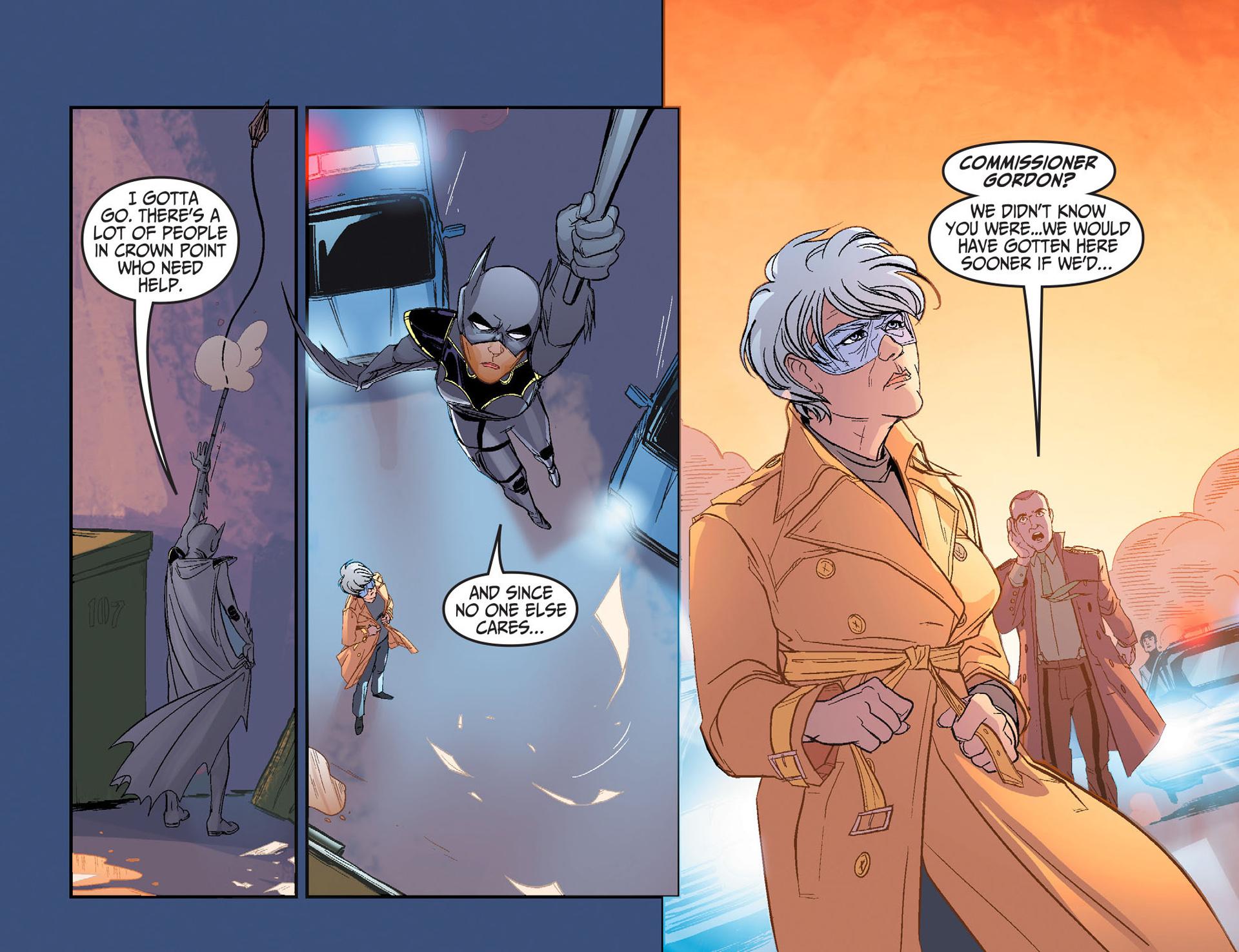 Batman Beyond (2012) Issue #27 #27 - English 21