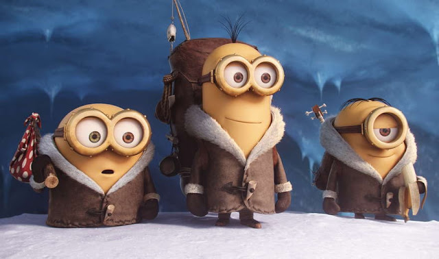 minions movie still bob kevin stuart