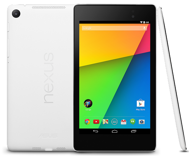 Google Nexus 7 White