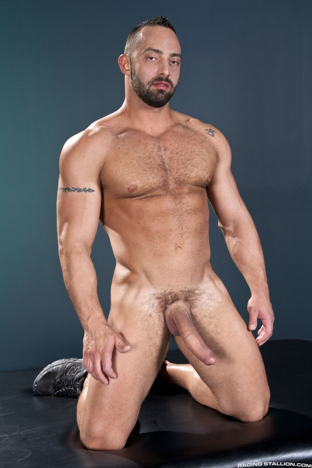HairyDads&Co: Hot Italian: Fabio Stallone