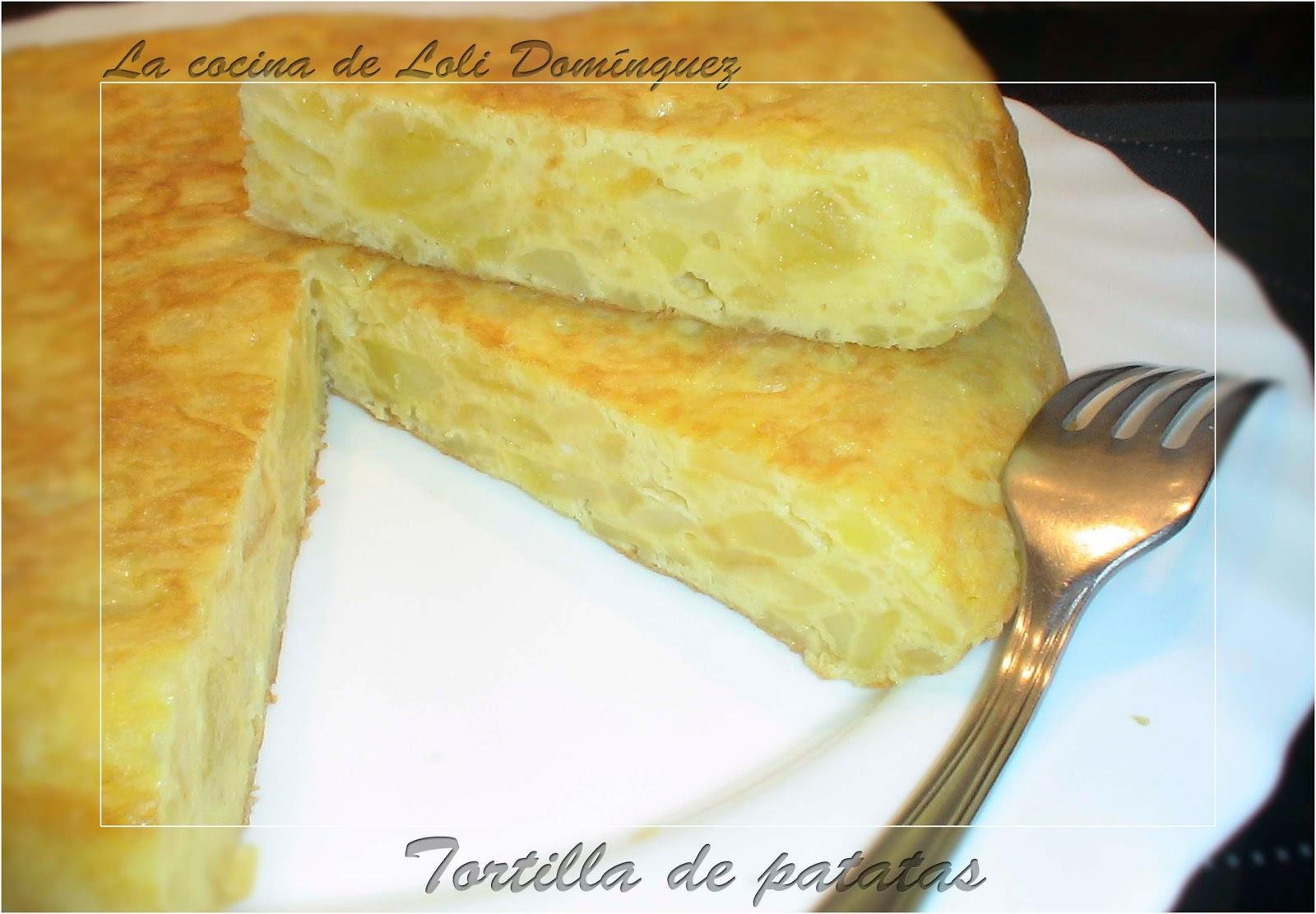 Tortilla Española Facil