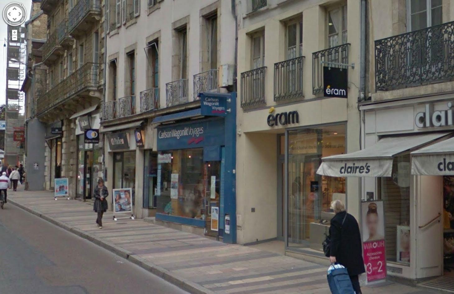 Dijon en 1900 le paris historique - Magasin de bricolage dijon ...