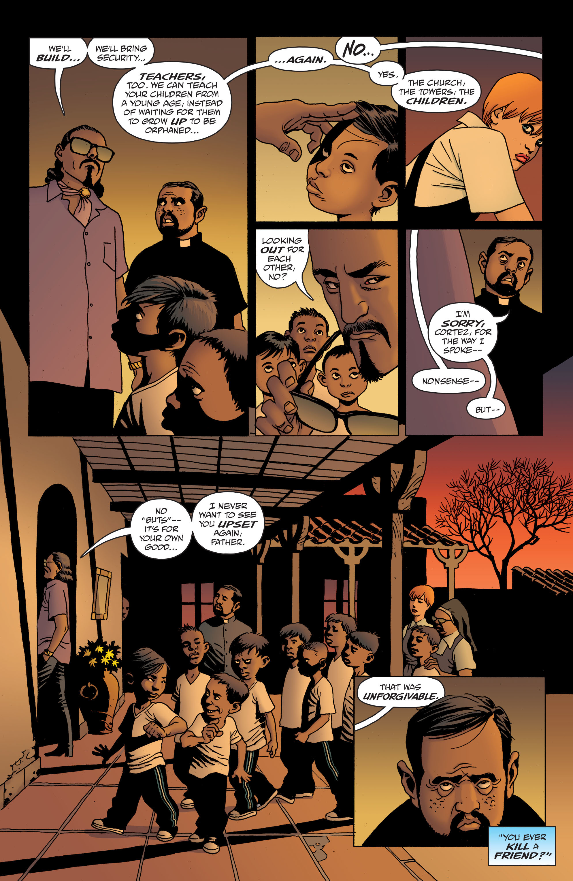 100 Bullets: Brother Lono Full Page 92