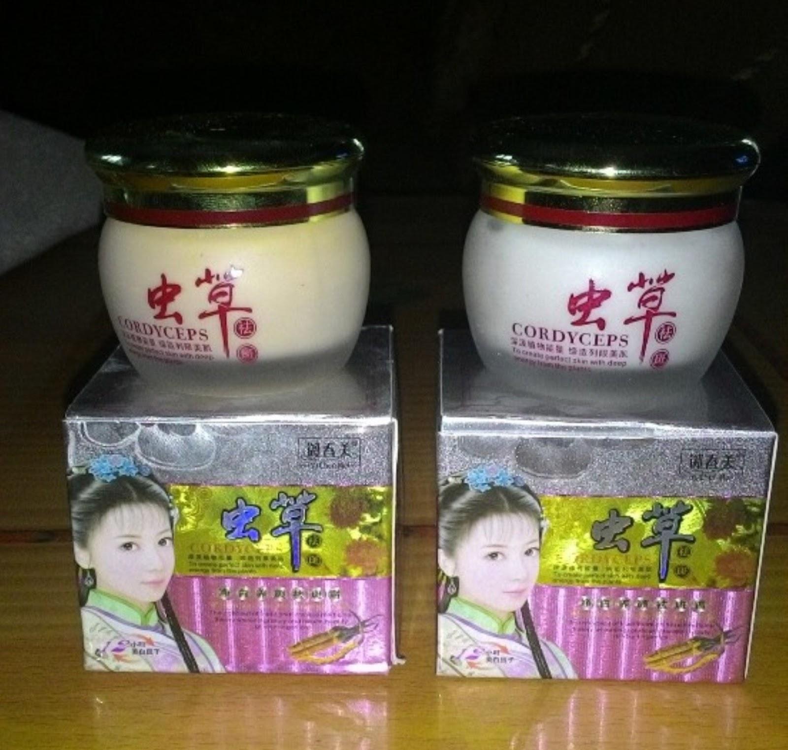 Toko Kosmetik Herbal Original September 2015 Cordysep Night Cream Krim Malam Terbuat Dari Alami Yang Tumbuh Di Dataran China Sehingga Mempunyai Banyak Khasiat Dipercaya Sangat Ampuh Untuk Menghilangkan