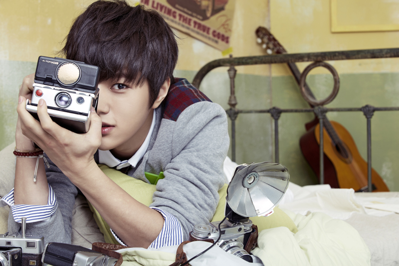 "My Life with INFINITE: INFINITE L ""men in love"" jacket photo"