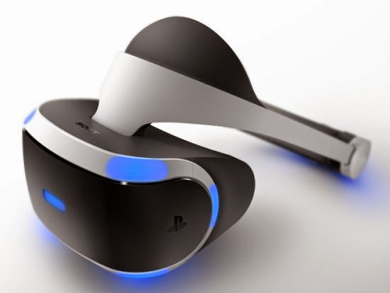 Sony Computer Entertainment Unveiled Morpheus VR Headset