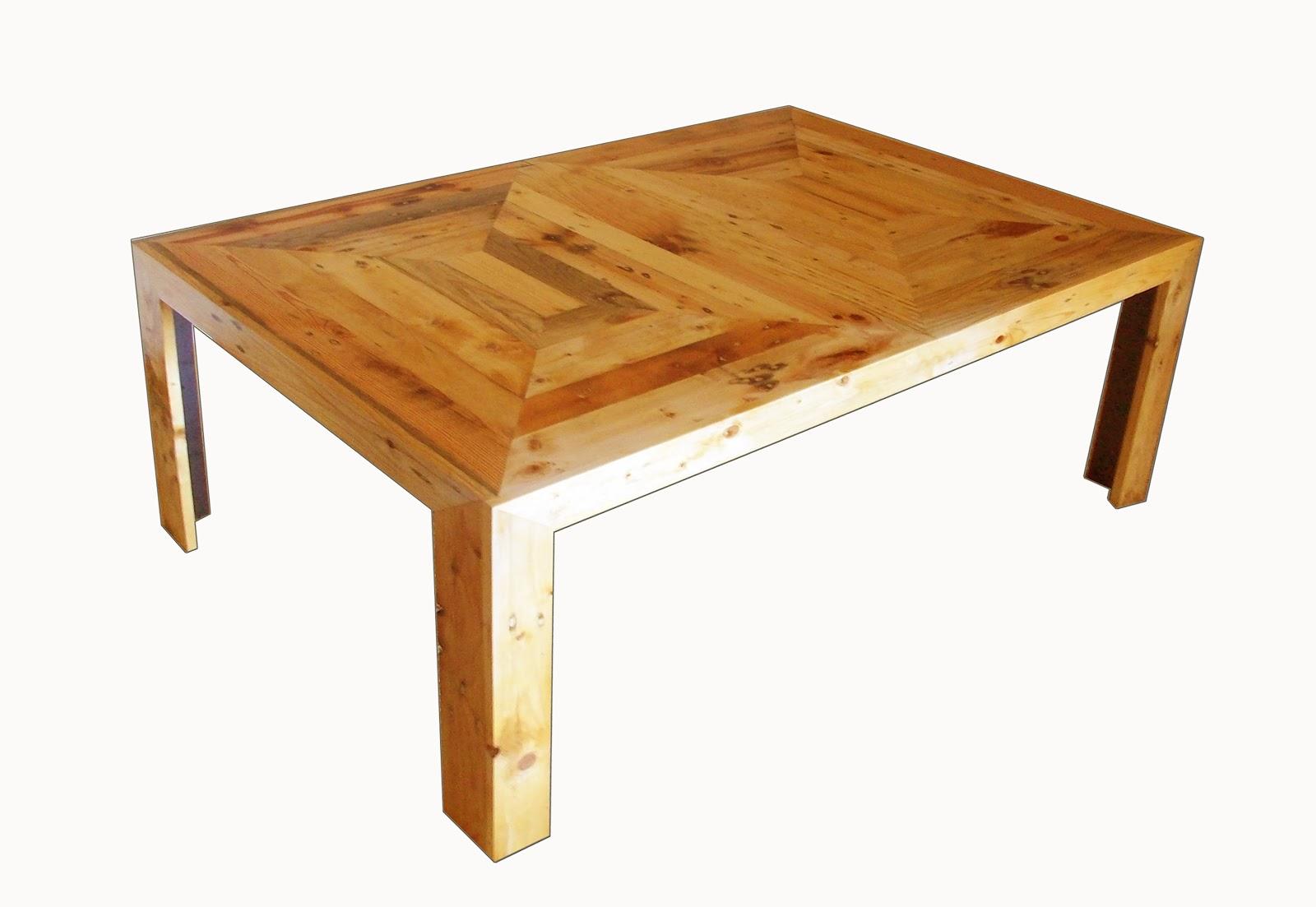 Sfc muebles sostenibles y creativos mesa de comedor for Muebles sostenibles