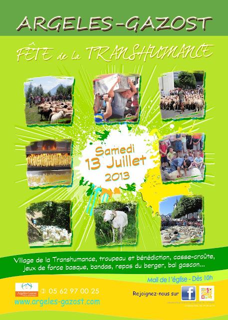fête de la Transhumance 2013 Argelès-Gazost