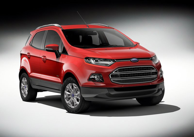 Ford Eco Sport, 2013