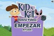 Kid vs. Kat  Delirio Felino (Feline Frenzy)