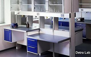 modular lab cabinet