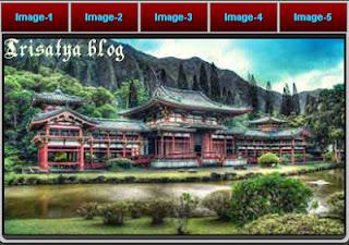 pasang gallery photo di blog dengan kode css