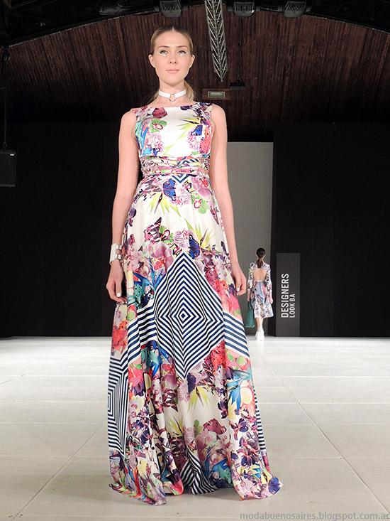 Vestido verano 2015 Dot By Laurencio Adot - Moda y Tendencias en Buenos Aires, Blog de Moda Argentina. Moda 2015.