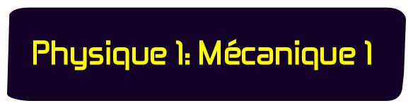 mecanique smai s1