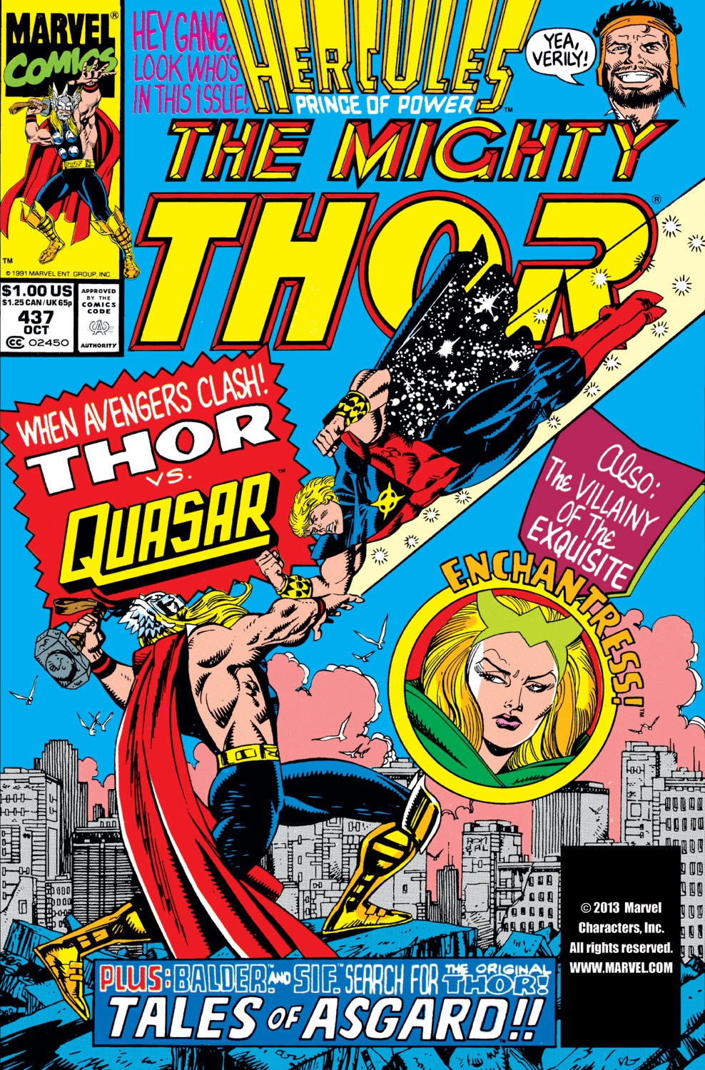 Thor (1966) 437 Page 1