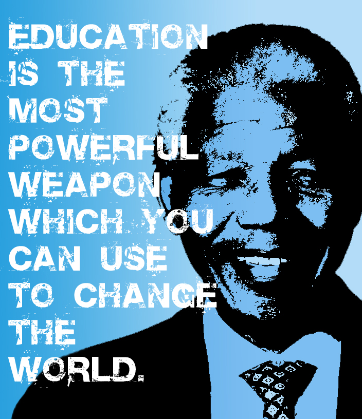 Activating Thoughts: Picture Quotes By Nelson Mandela