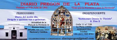 DIARIO PREGÓN DE LA PLATA