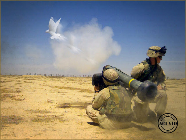 Peace Not War Funny photo