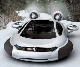 Volkswagen Aqua Hovercraft Car Picture