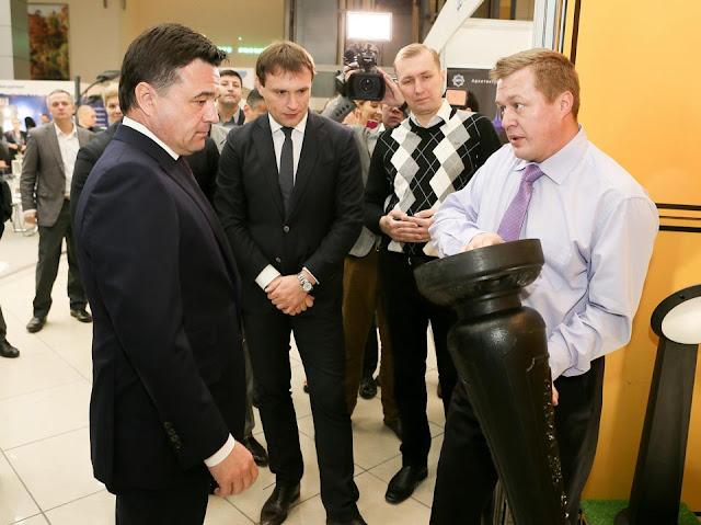 Сергиево-Посадский район взял несколько призов в конкурсе «Свет Подмосковья»