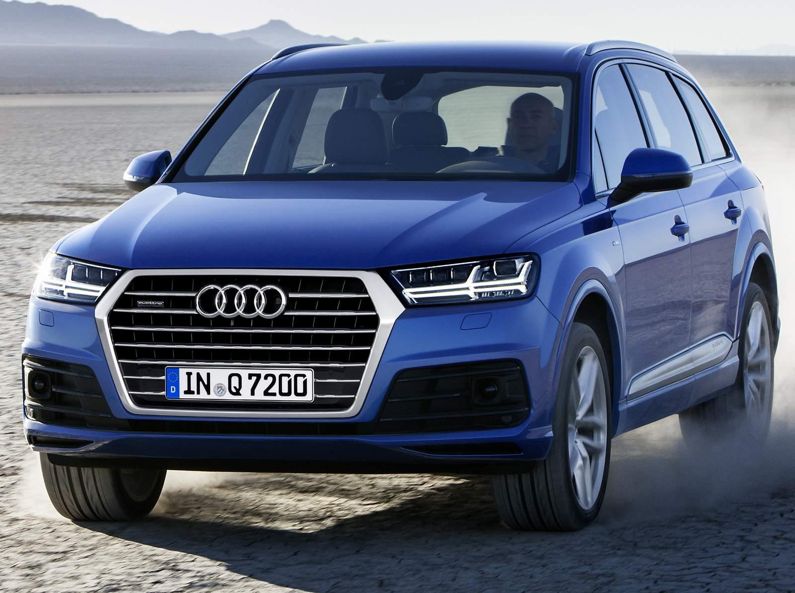Novo Audi Q7 2015