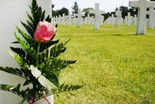 Δές το λουλούδι που ανθεί ανάμεσα απ τους τάφους