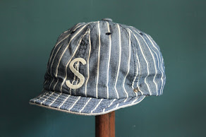 DECHO- Ball Cap /Stripe