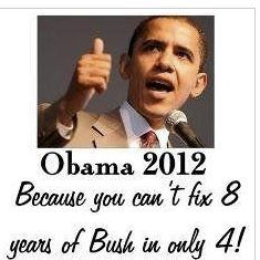 OBAMA 4 MORE YEARS