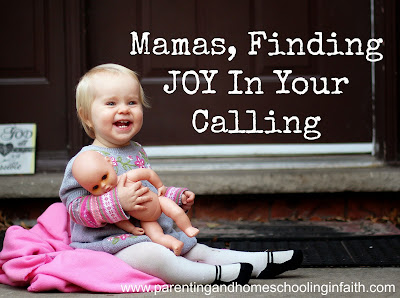 Finding Joy In Your Calling