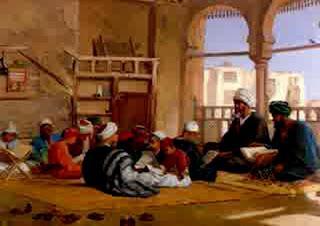 Sejarah Pendidikan Islam (Pendidikan Masyarakat Arab Pra Islam)