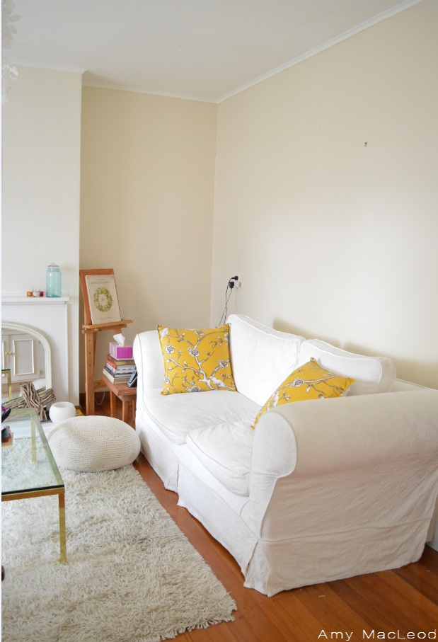 Interior by Amy MacLeod - Five Kinds of Happy blog